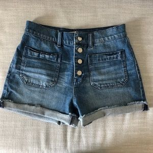 Great condition Madewell shorts